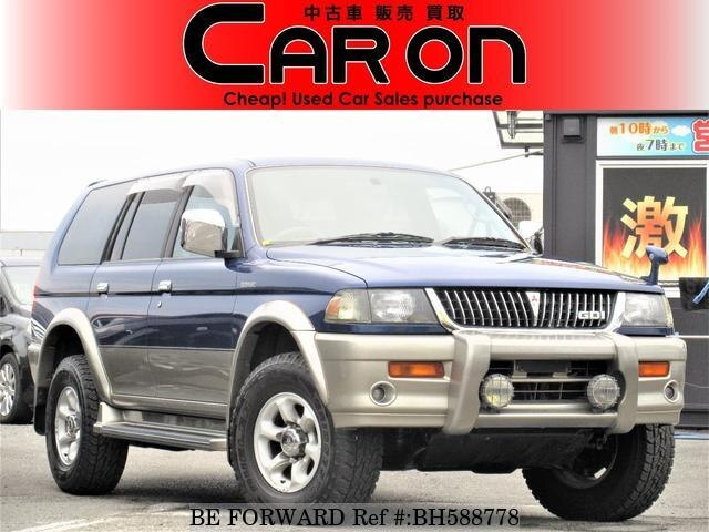 Used 1997 MITSUBISHI CHALLENGER BH588778 for Sale