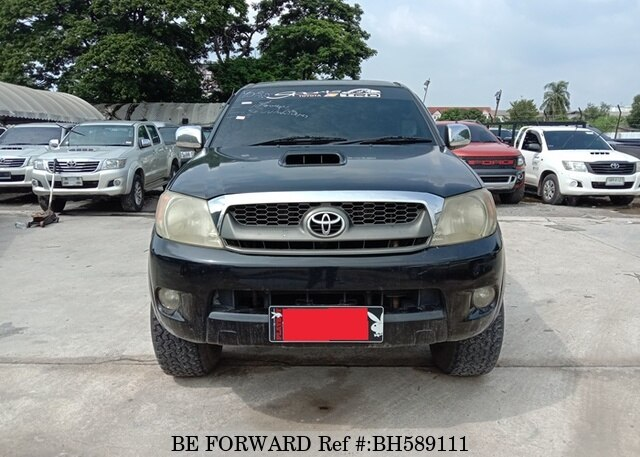 Used 2006 TOYOTA HILUX BH589111 for Sale