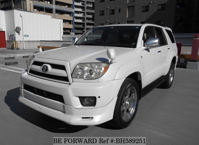 Used 2007 TOYOTA HILUX SURF BH589251 for Sale