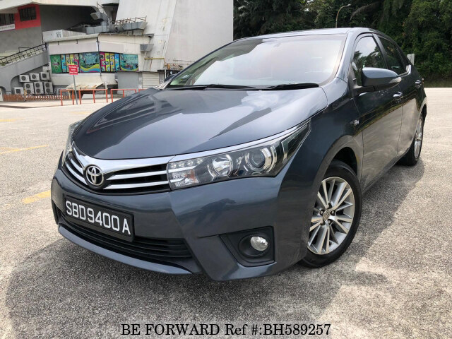 Used 2014 TOYOTA COROLLA ALTIS BH589257 for Sale