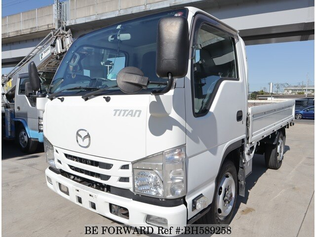 Used 2016 MAZDA TITAN BH589258 for Sale