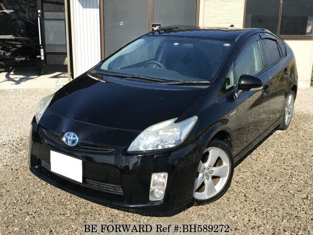 Used 2011 TOYOTA PRIUS BH589272 for Sale
