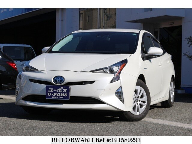 Used 2017 TOYOTA PRIUS BH589293 for Sale