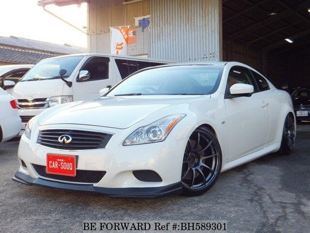 Used 2008 NISSAN SKYLINE BH589301 for Sale