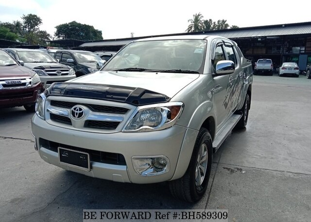 Used 2008 TOYOTA HILUX BH589309 for Sale