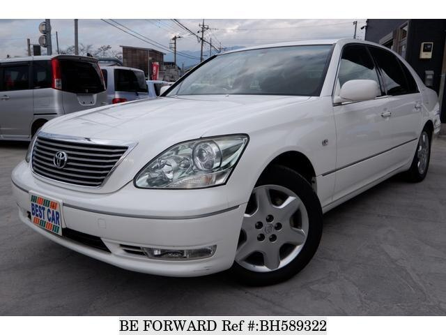 Used 2003 TOYOTA CELSIOR BH589322 for Sale