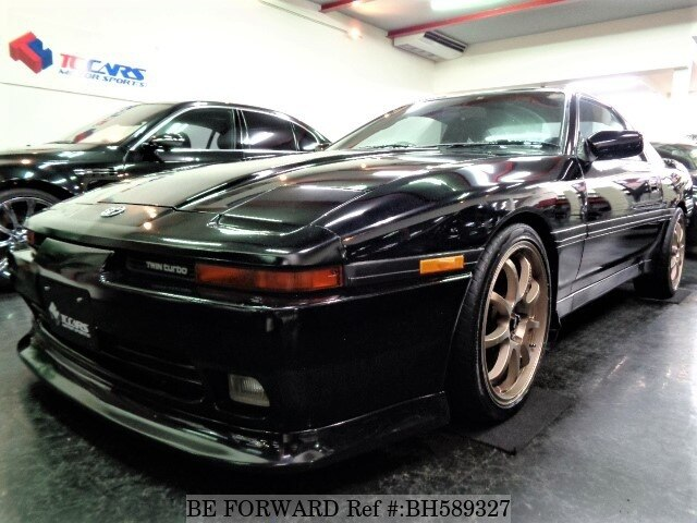 Used 1990 TOYOTA SUPRA BH589327 for Sale