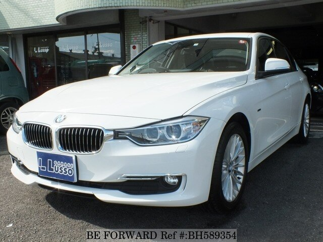 Used 2013 BMW 3 SERIES BH589354 for Sale