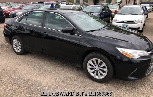 Used 2015 TOYOTA CAMRY BH589368 for Sale