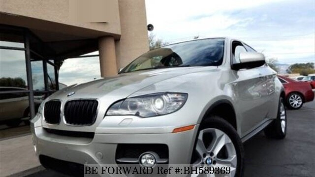 Used 2012 BMW X6 BH589369 for Sale