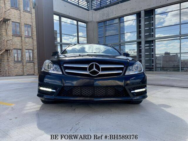 Used 2012 MERCEDES-BENZ C-CLASS BH589376 for Sale