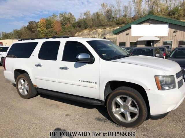 Used 2007 CHEVROLET SUBURBAN BH589399 for Sale