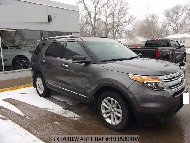 Used 2011 FORD EXPLORER BH589405 for Sale
