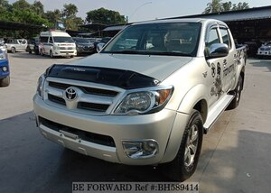 Used 2008 TOYOTA HILUX BH589414 for Sale