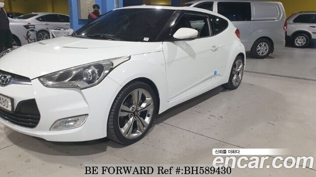Used 2012 HYUNDAI VELOSTER BH589430 for Sale
