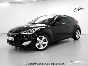 Used 2012 HYUNDAI VELOSTER BH589435 for Sale