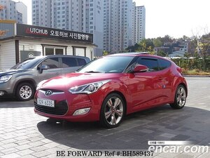 Used 2012 HYUNDAI VELOSTER BH589437 for Sale