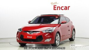 Used 2012 HYUNDAI VELOSTER BH589439 for Sale