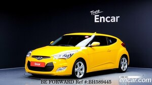 Used 2014 HYUNDAI VELOSTER BH589445 for Sale