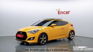 Used 2012 HYUNDAI VELOSTER BH589446 for Sale