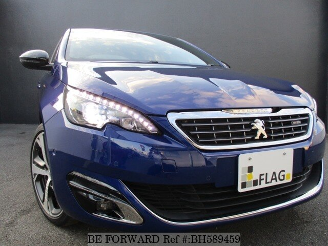 Used 2016 PEUGEOT 308 BH589459 for Sale