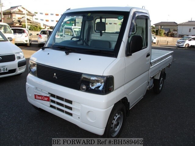 Used 2002 MITSUBISHI MINICAB TRUCK BH589462 for Sale