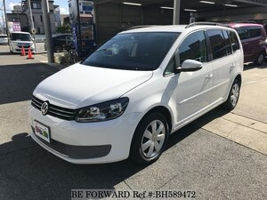 Used 2011 VOLKSWAGEN GOLF TOURAN BH589472 for Sale