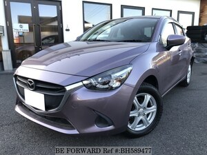 Used 2016 MAZDA DEMIO BH589477 for Sale