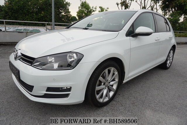 Used 2013 VOLKSWAGEN GOLF BH589506 for Sale