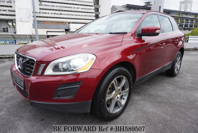 Used 2010 VOLVO XC60 BH589507 for Sale