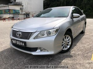 Used 2012 TOYOTA CAMRY BH589514 for Sale