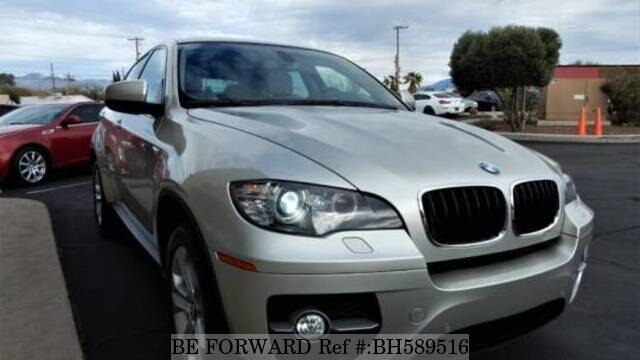 Used 2012 BMW X6 BH589516 for Sale