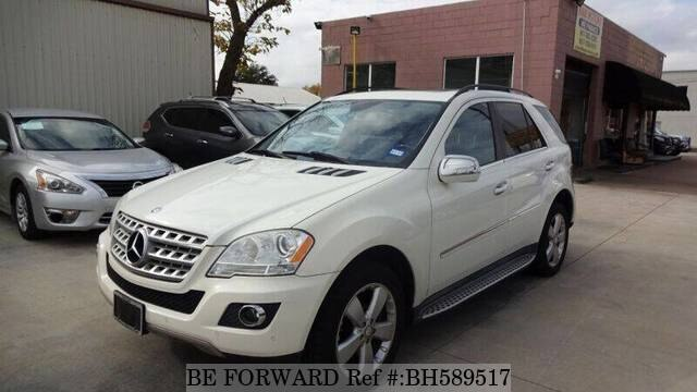 Used 2010 MERCEDES-BENZ M-CLASS BH589517 for Sale