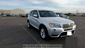 Used 2012 BMW X3 BH589524 for Sale