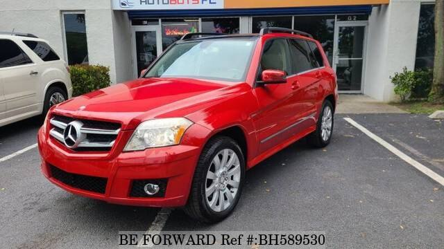 Used 2012 MERCEDES-BENZ GLK-CLASS BH589530 for Sale