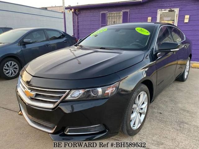 Used 2017 CHEVROLET IMPALA BH589532 for Sale