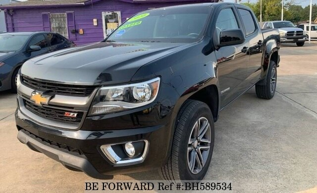 Used 2020 CHEVROLET COLORADO BH589534 for Sale
