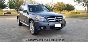 Used 2010 MERCEDES-BENZ GLK-CLASS BH589536 for Sale