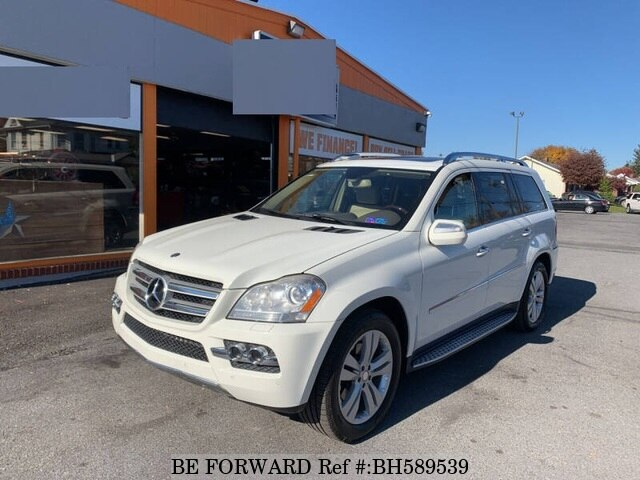 Used 2010 MERCEDES-BENZ GL-CLASS BH589539 for Sale