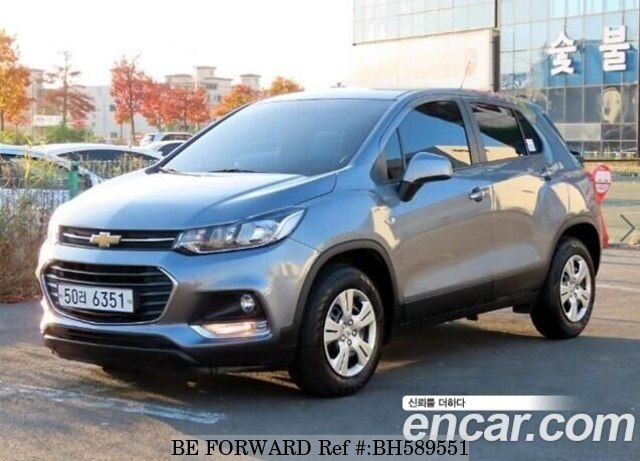 Used 2019 CHEVROLET TRAX BH589551 for Sale