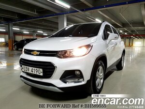Used 2019 CHEVROLET TRAX BH589555 for Sale
