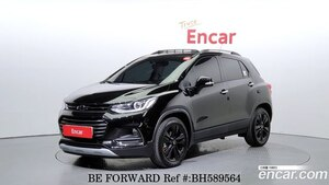 Used 2019 CHEVROLET TRAX BH589564 for Sale