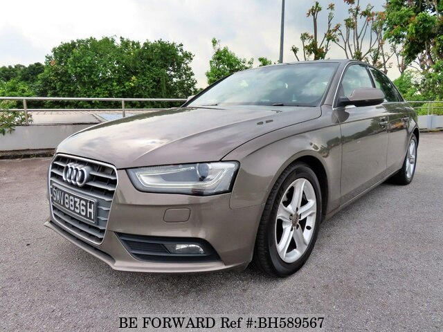 Used 2013 AUDI A4 BH589567 for Sale
