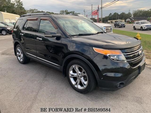 Used 2011 FORD EXPLORER BH589584 for Sale