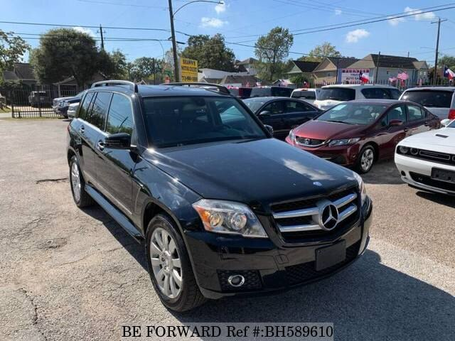 Used 2010 MERCEDES-BENZ GLK-CLASS BH589610 for Sale