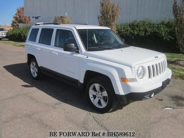 Used 2014 JEEP PATRIOT BH589612 for Sale