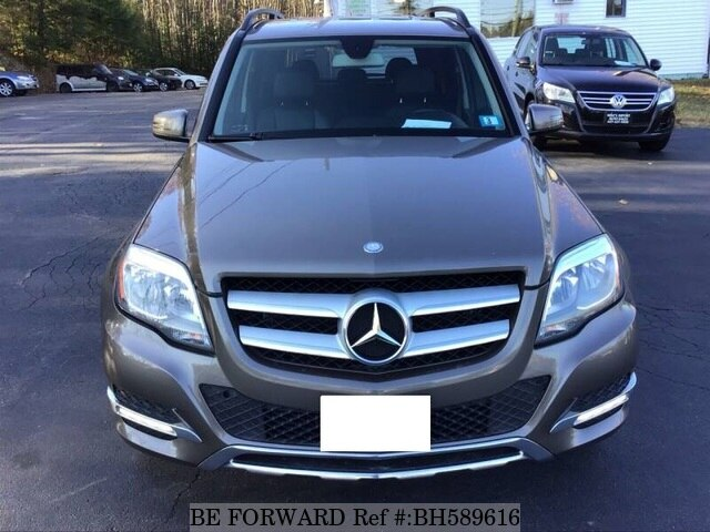 Used 2013 MERCEDES-BENZ GLK-CLASS BH589616 for Sale