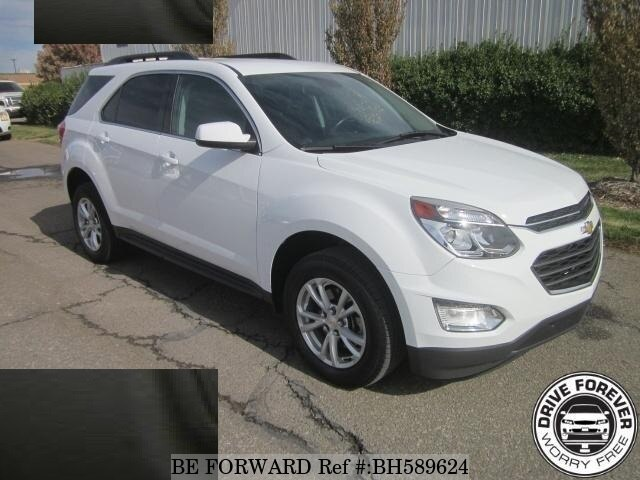 Used 2017 CHEVROLET EQUINOX BH589624 for Sale