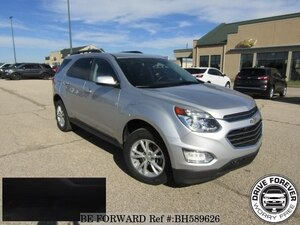 Used 2017 CHEVROLET EQUINOX BH589626 for Sale