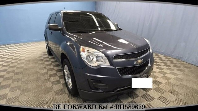 Used 2013 CHEVROLET EQUINOX BH589629 for Sale
